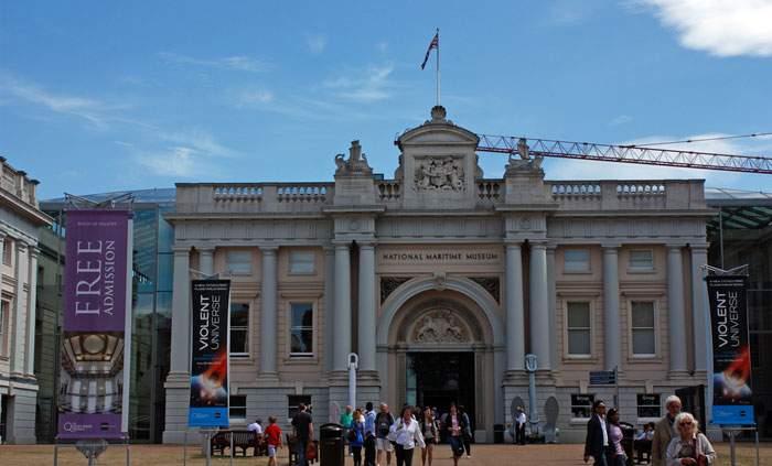 MUSEO-MARITIMO-NACIONAL-LONDRES