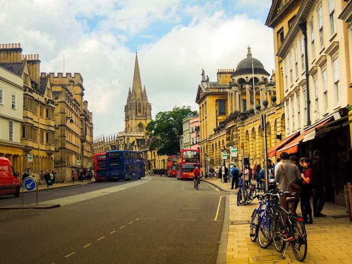 OXFORD-STREET-LONDRES