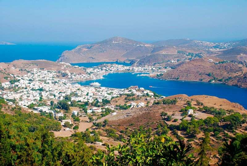 PATMOS-GRECIA-ATENAS