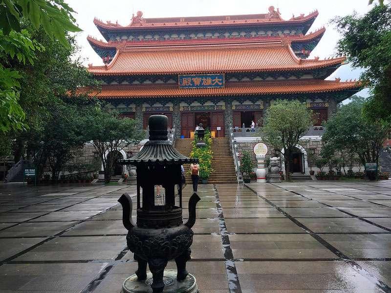 Monasterio-de-Po-Lin