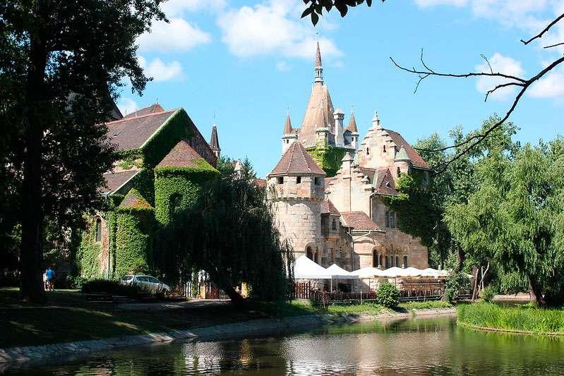 Castillo-de-Vajdahunyad