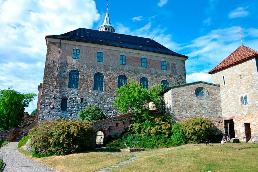 Fortaleza-de-Akershus